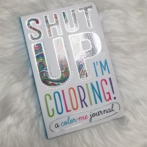 Coloring Journal Note Book Dairy Color Writing